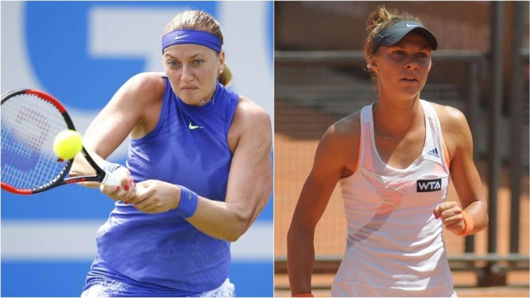 Petra Kvitova vs Katarzyna Piter will clash in the 1st round of the WTA Bad Homburg Open 2021