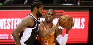 Phoenix Suns vs Los Angeles Clippers live stream