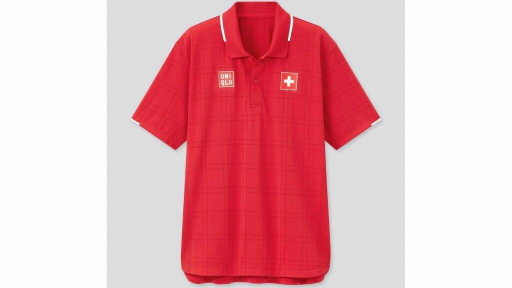 Roger Federer's outfit