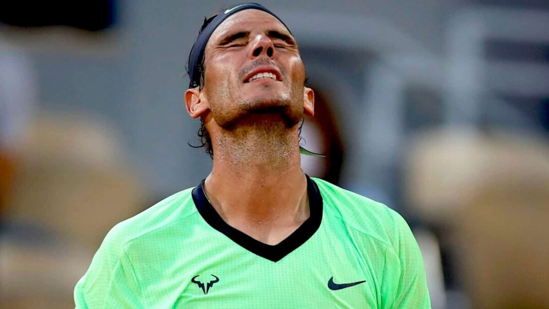 Did Rafael Nadal backout of the Olympic Games due to the fear of Covid