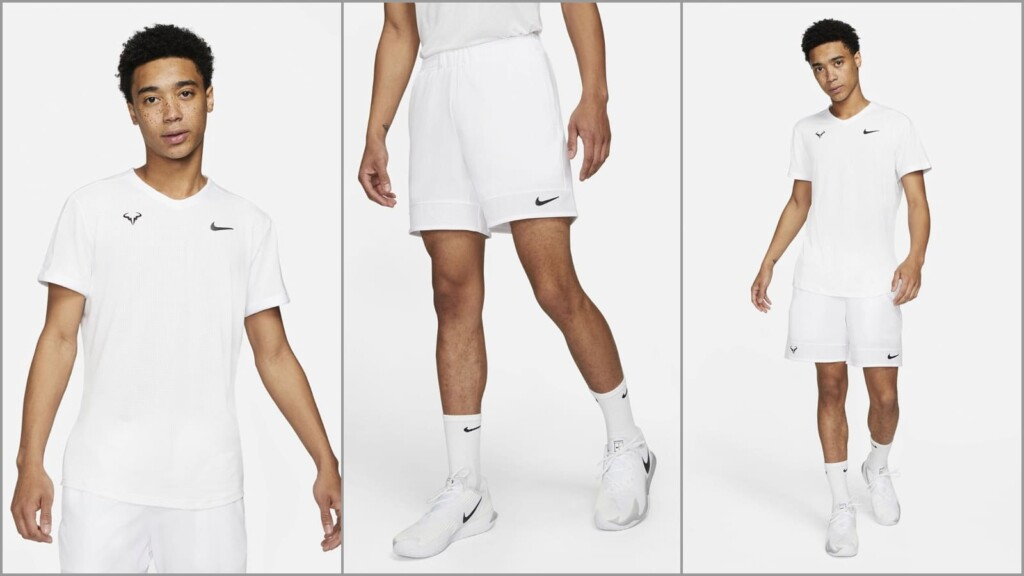 Rafael Nadal Outfit for Wimbledon 2021