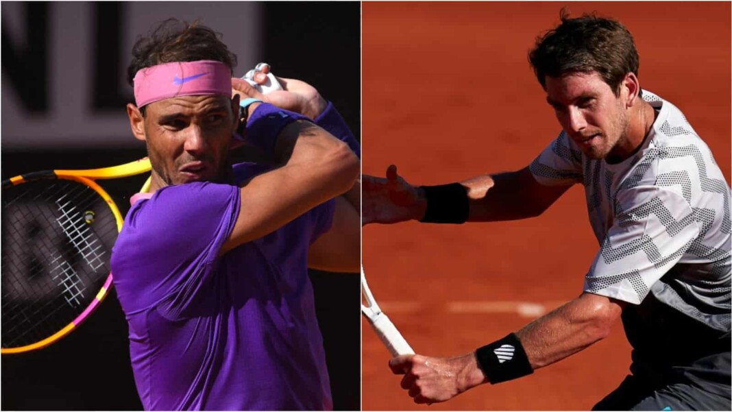 Rafael Nadal vs Cameron Norrie will meet in the 3rd round of the French Open 2021
