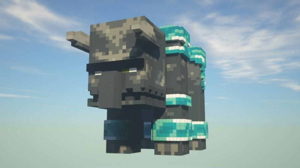 Ravager in Minecraft