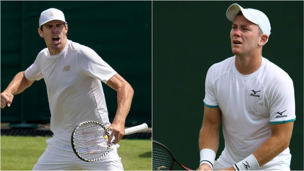Reilly Opelka vs Dominik Koepfer will clash in the 1st round of the Wimbledon 2021