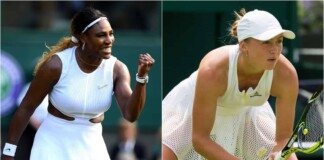 Serena Williams vs Aliaksandra Sasnovich will clash in the 1st round of the Wimbledon 2021