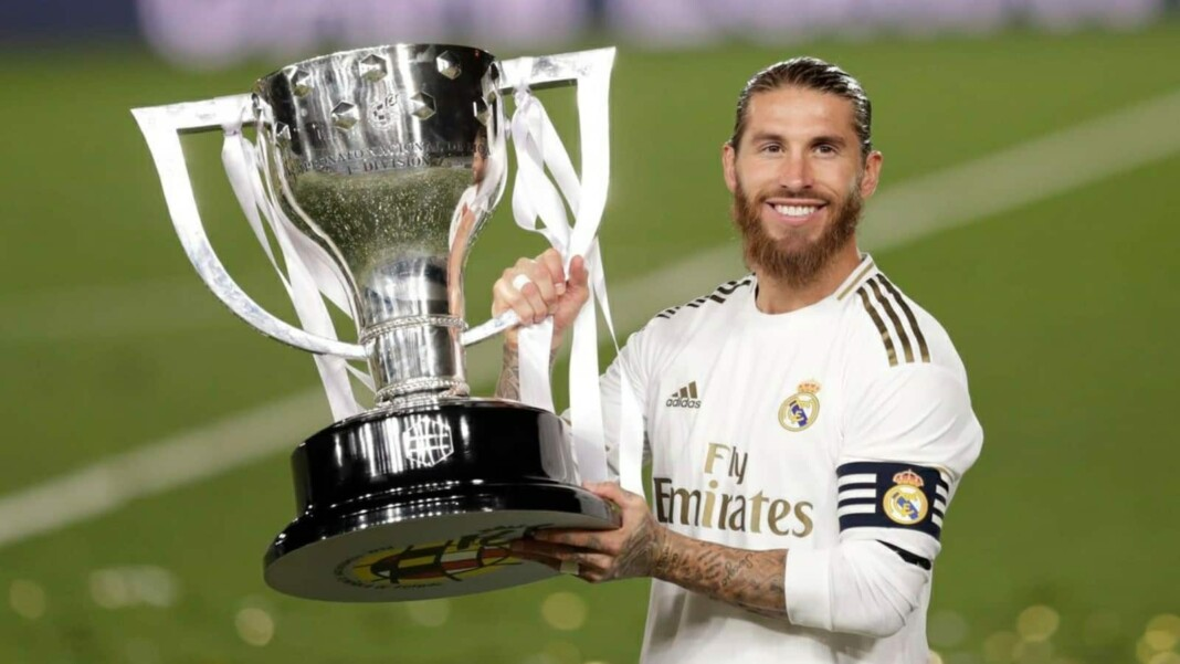 Sergio Ramos will leave this summer