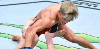 UFC Vegas 29 Seung Woo Choi vs Julian Erosa