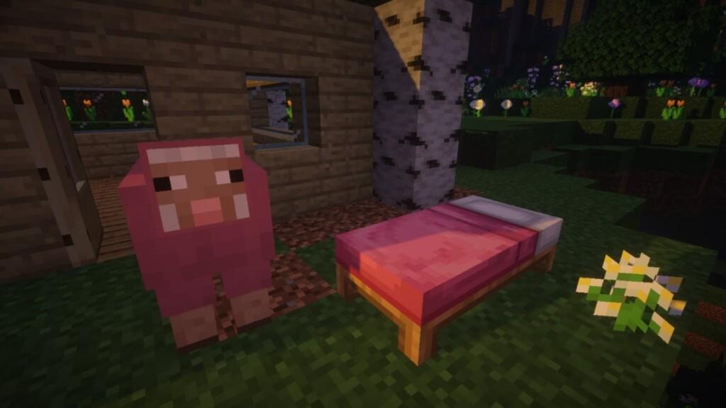 Sheep in Minecraft 2 - FirstSportz