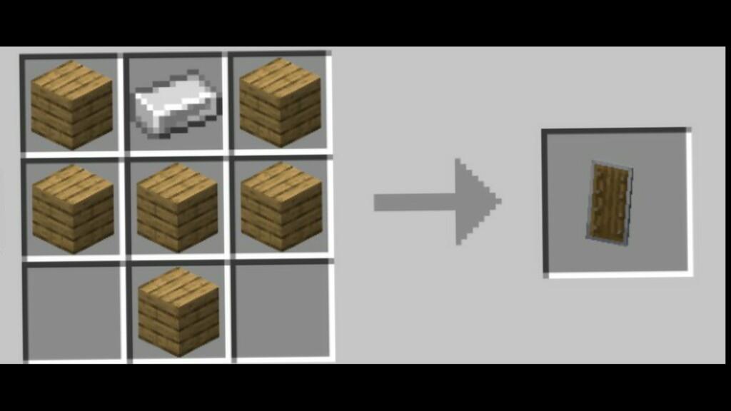 Shield in Minecraft