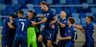 Euro 2020 Slovakia