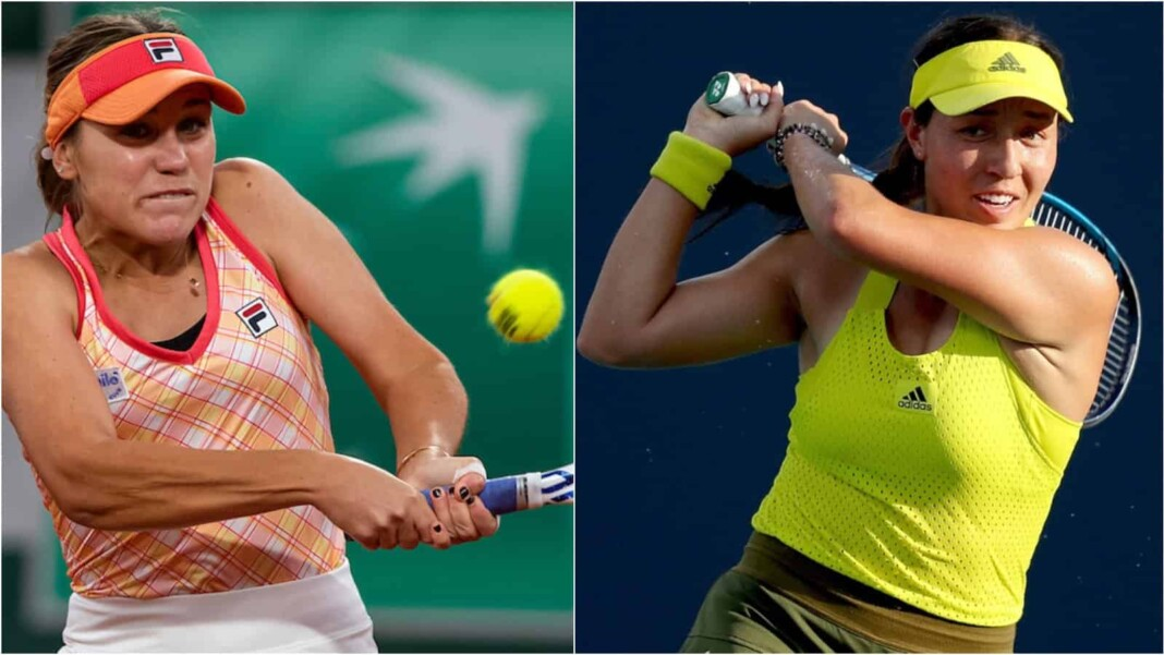 Sofia Kenin vs Jessica Pegula will meet in the 3rd round of the French Open 2021