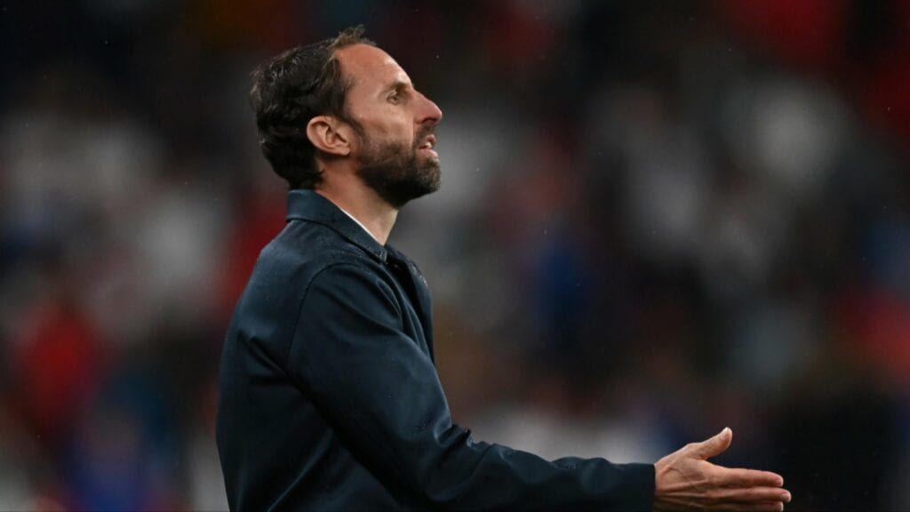 Southgate is perfectly fine with English fans booing their players