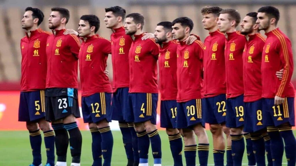 Spain football Team, Spanish team