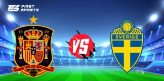 Spain vs Sweden Live Stream