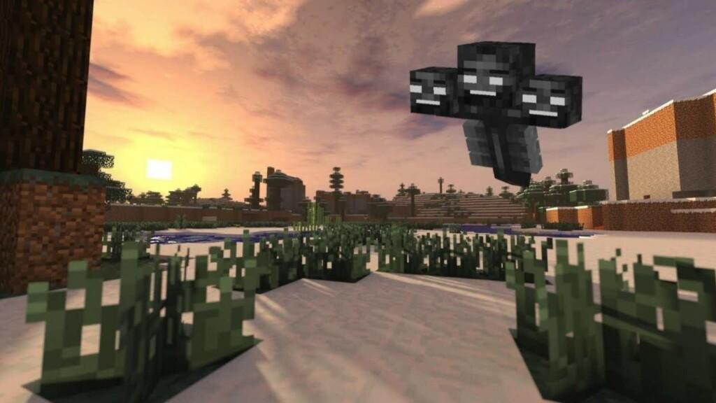 Strongest Mobs in Minecraft