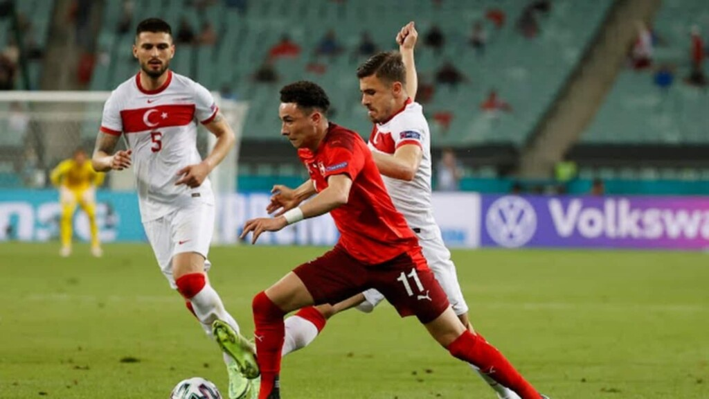 Switzerland vs Turkey Player Ratings