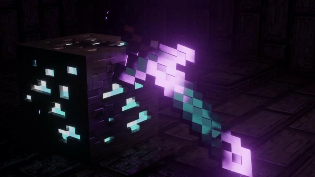 Sword in Minecraft