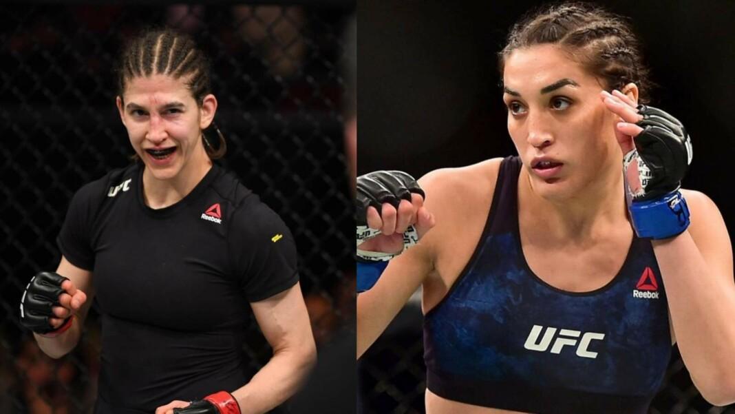 Tatiana Suarez UFC 266