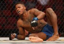 Terrance McKinney UFC 263
