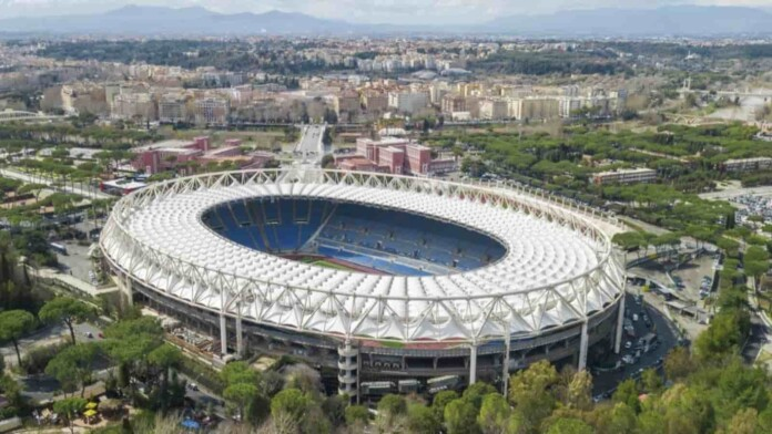 The Stadio Olimpico is one of the host venues for EURO 2020