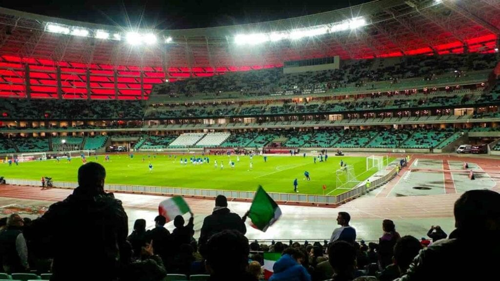The stadium hosted the UEFA Europa League final in 2019
