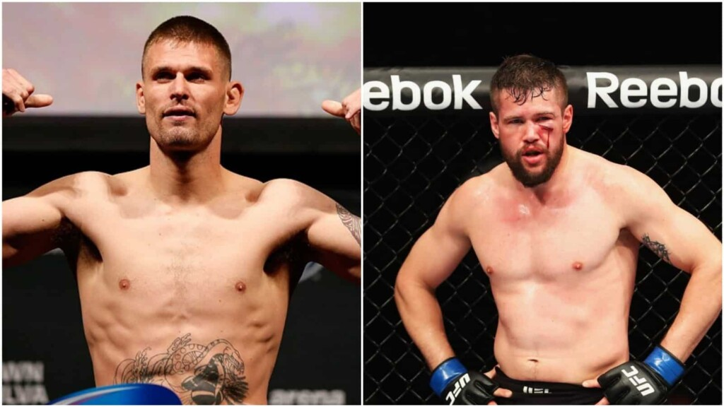 UFC Vegas 30 Tim Means vs Nicolas Dalby