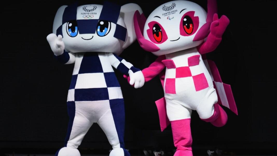 Tokyo Olympics Mascots