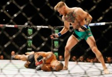 Top 5 knockouts of Conor McGregor