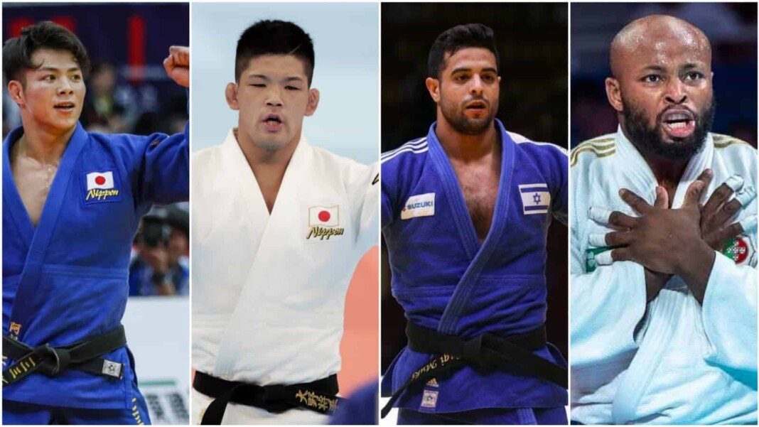 Top contenders for Gold Medal in Judo