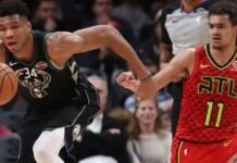 Trae Young vs Bucks