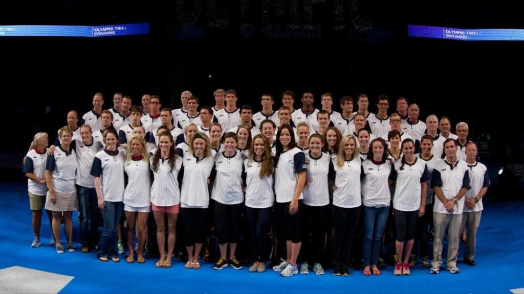 US Team at London Olympics