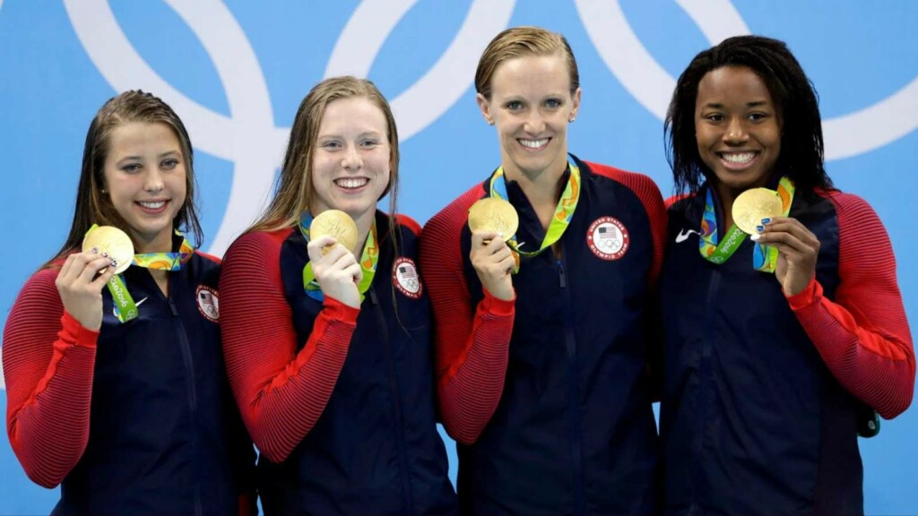 US Team at Rio Olympics