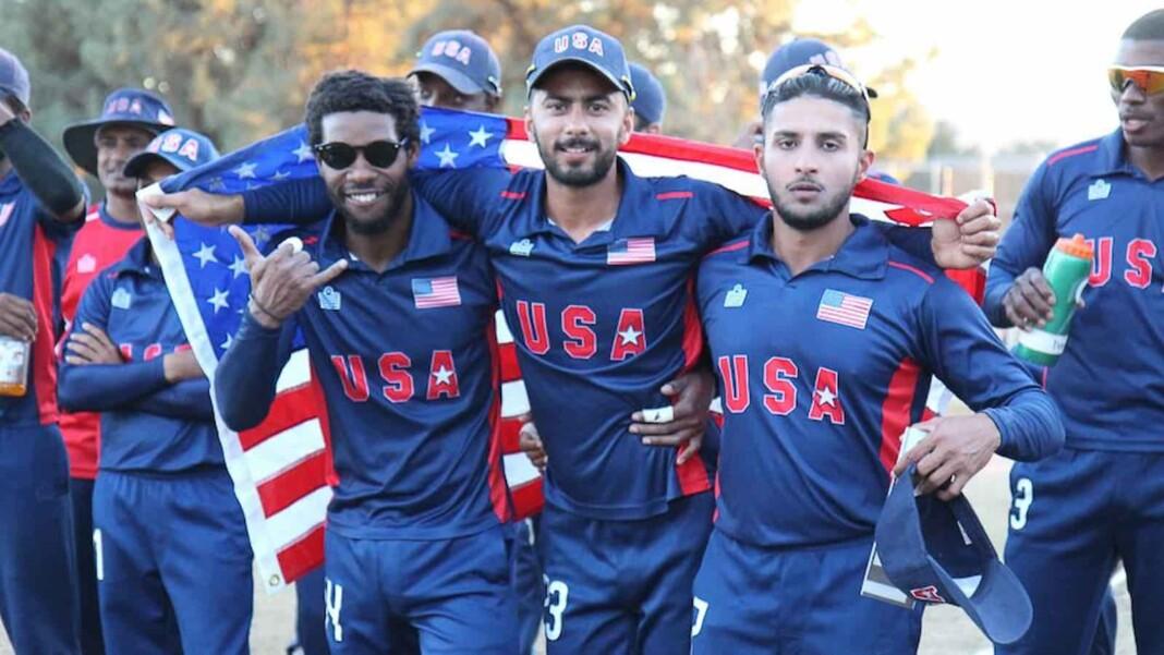 USA Cricket Team