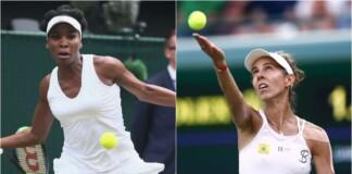 Venus Williams vs Mihaela Buzarnescu will clash in the opening round of the Wimbledon 2021