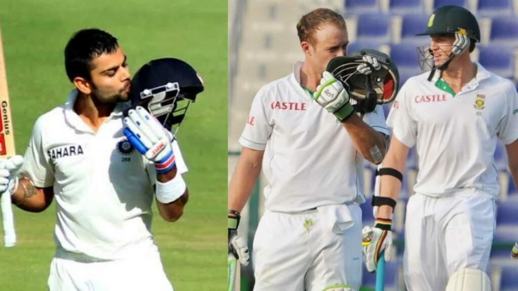 Virat Kohli and AB de Villiers connection