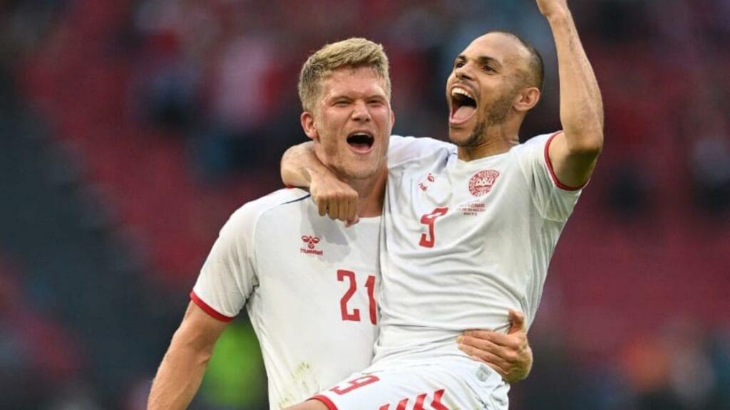 Wales vs Denmark Player Ratings