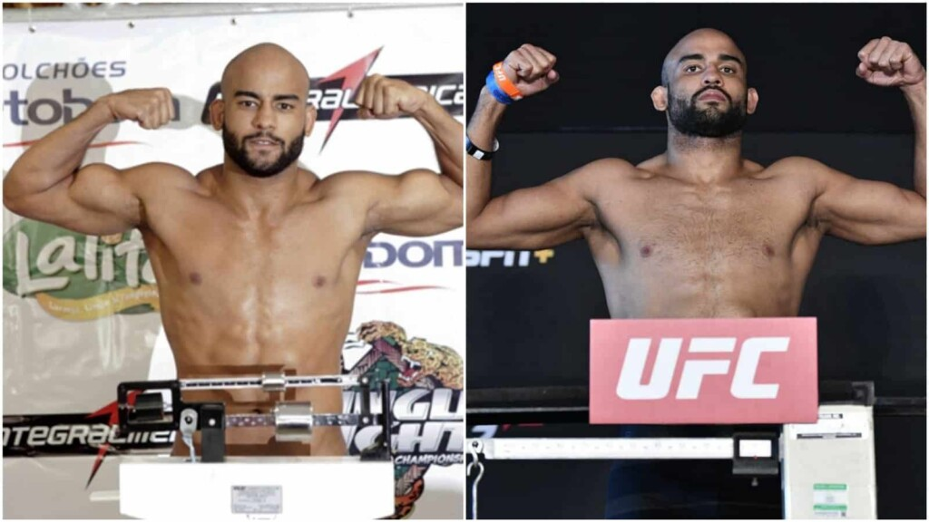 Warlley Alves and Jeremiah Wells