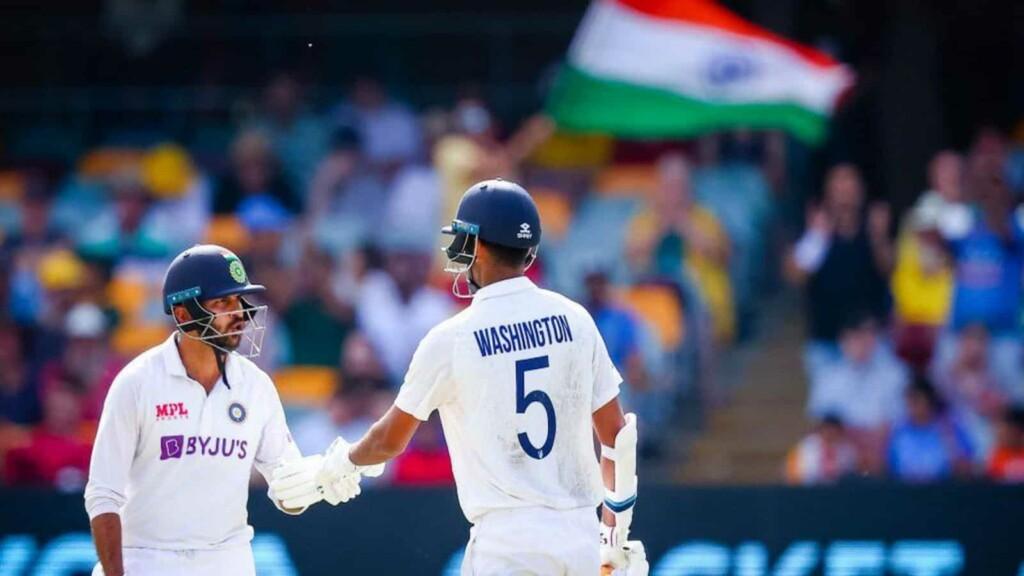 Best WTC innings Shardul Thakur Washington Sundar
