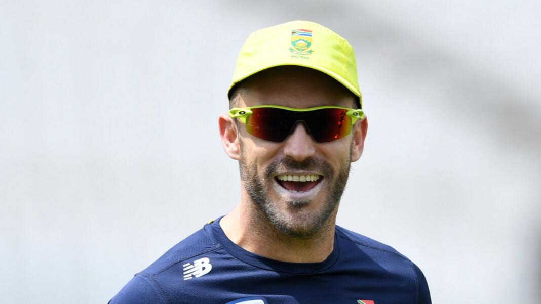 Faf du Plessis comments on IPL