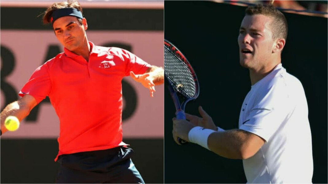 Roger Federer vs Dominik Koepfer