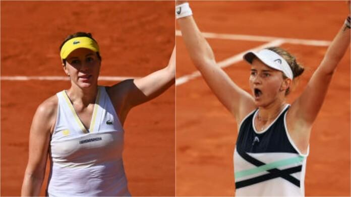 Barbora Krejcikova vs Anastasia Pavlyuchenkova