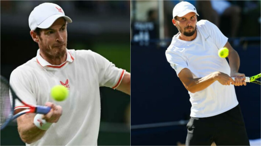 Andy Murray vs Oscar Otte