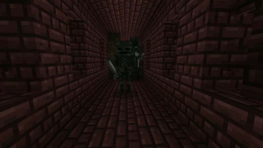 Wither Skeleton in Minecraft