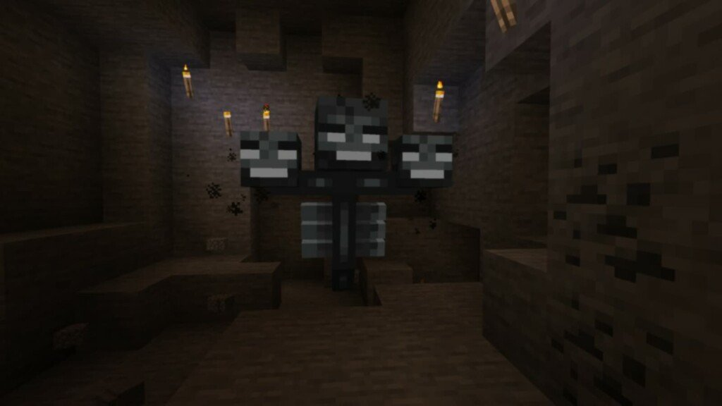 Wither in Minecraft
