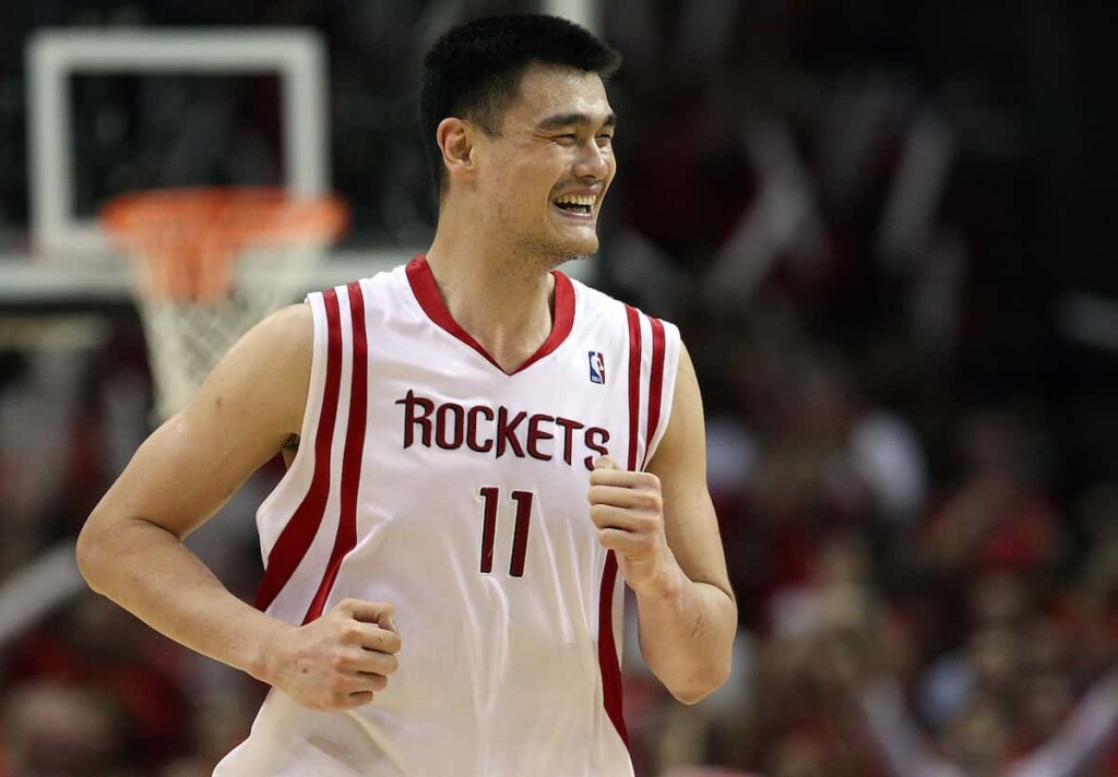 Yao Ming 1 - FirstSportz