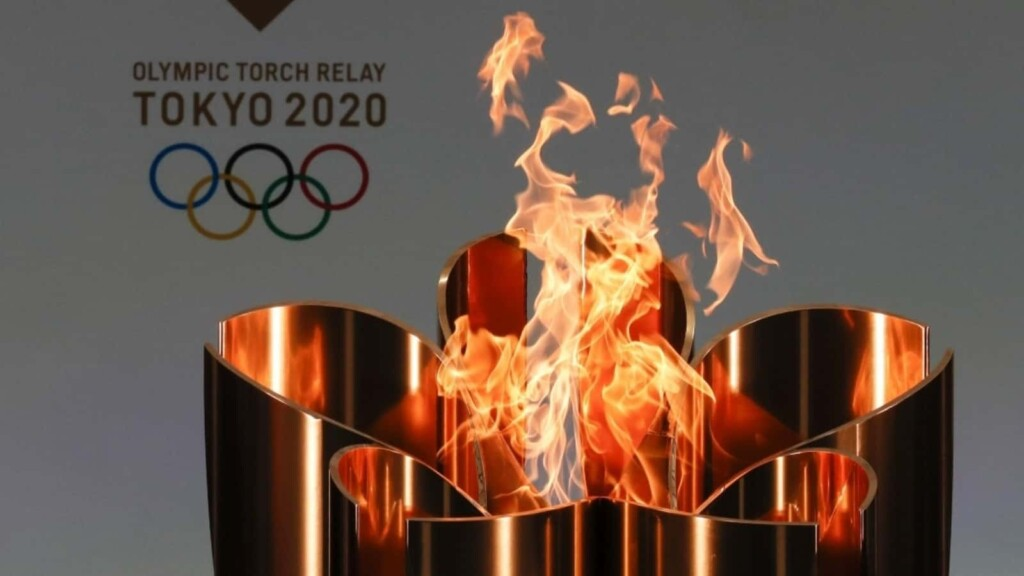 The Torch Relay Olympics remains iconic as usual