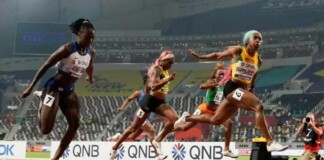 Tokyp Olympics athletics