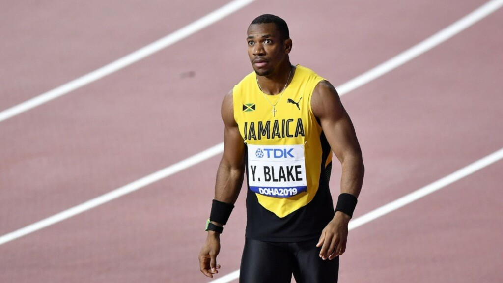 Yohan Blake - Contender for 100m gold at Tokyo Olympics
