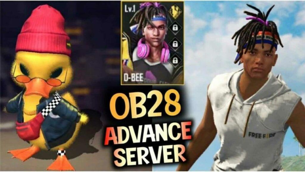 Free Fire OB28 update