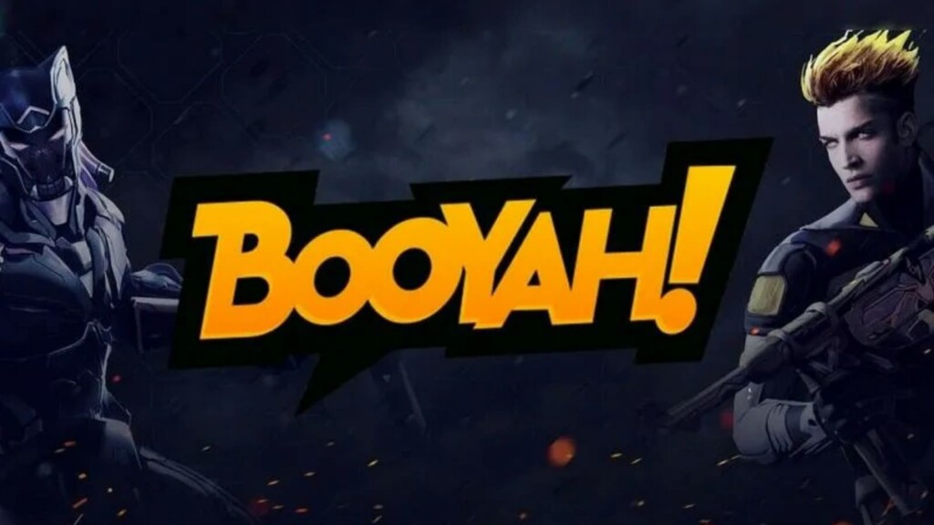 Booyah In Free Fire